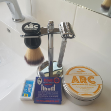 ARC Men's Shaving Gift Set/Starter Kit