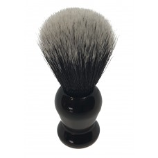 ARC Shaving Brush Black handle Dark Colour Synthetic Hair