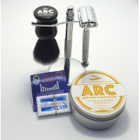 ARC Safety Razor Shaving Kit 2
