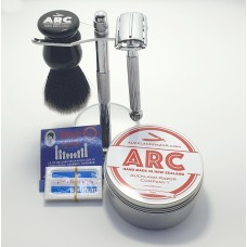 ARC Safety Razor Shaving Kit 4