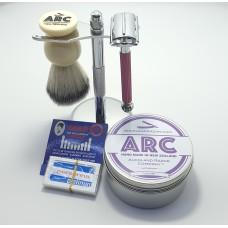 ARC Safety Razor Shaving Kit 8