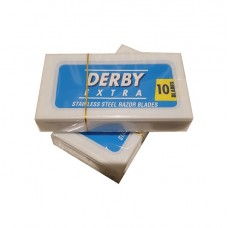 Pack of 10 Derby Extra Double Edge Razor Blades