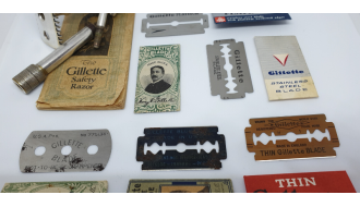History of the Double Edge Razor Blade