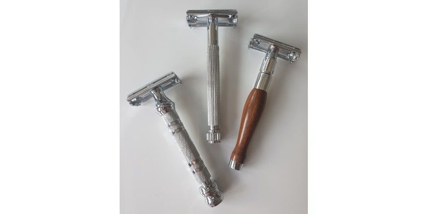 Choosing the right safety razor for your ideal shave