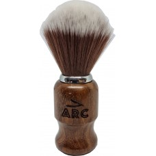 ARC Rosewood Handle Finest Synthetic Hair Shaving Brush