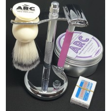 ARC Safety Razor Shaving Kit 6