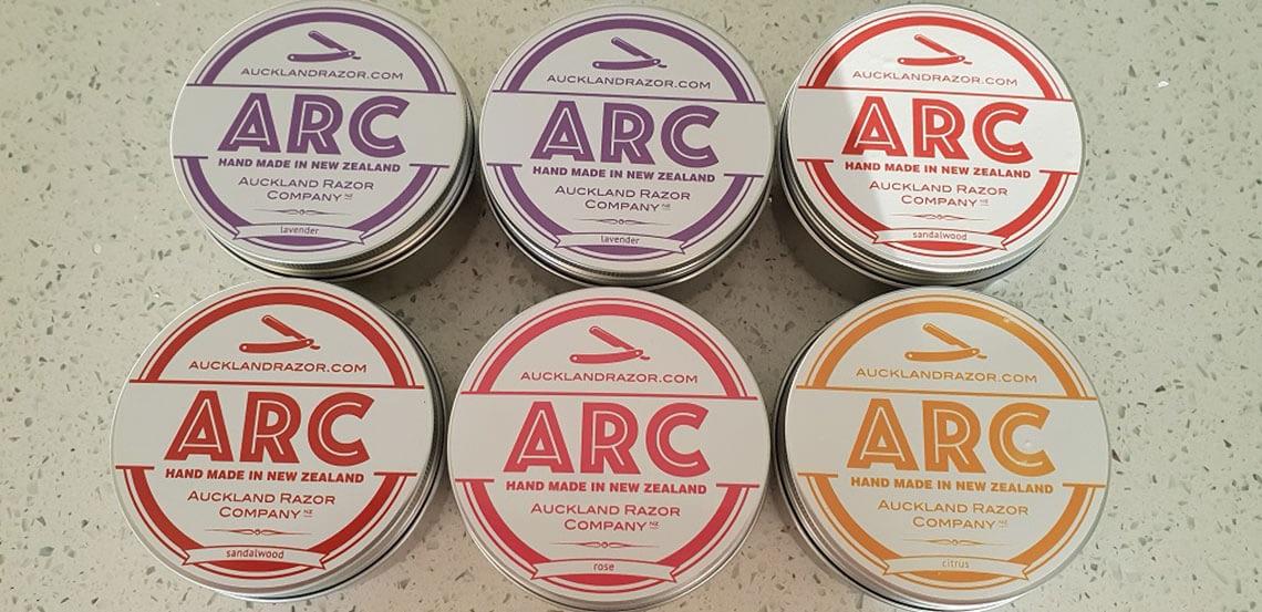 Auckland Razor Company Shaving Soap