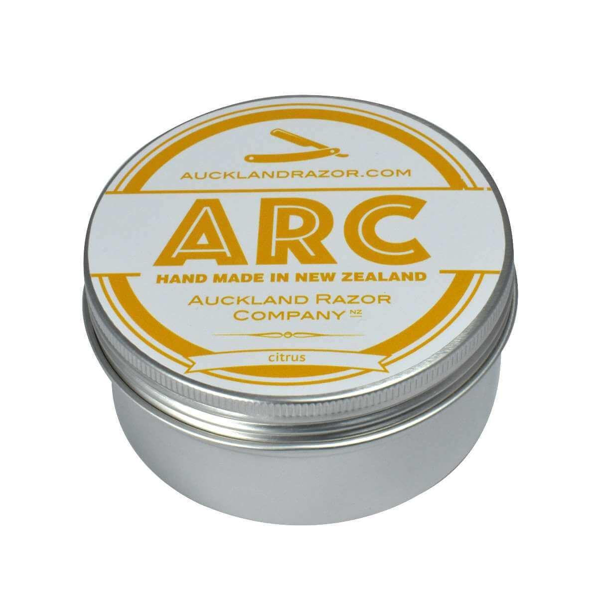 Auckland Razor Company Citrus Shaving Soap